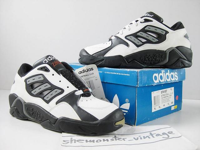 zapatillas adidas street ball