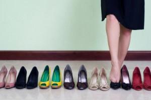 ¿Cómo seleccionar sólo zapatos de nuestra talla y gusto?