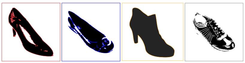 Salones, Bailarinas, Botas y Zapatillas, zapatos fáciles de encontrar en tallas grandes